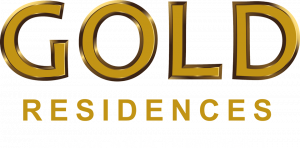 Gold Residences Logo Transparent