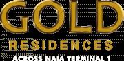 Gold Residences Logo - Mobile
