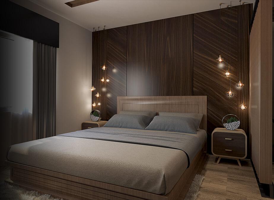 1BRwBalcony- Bedroom