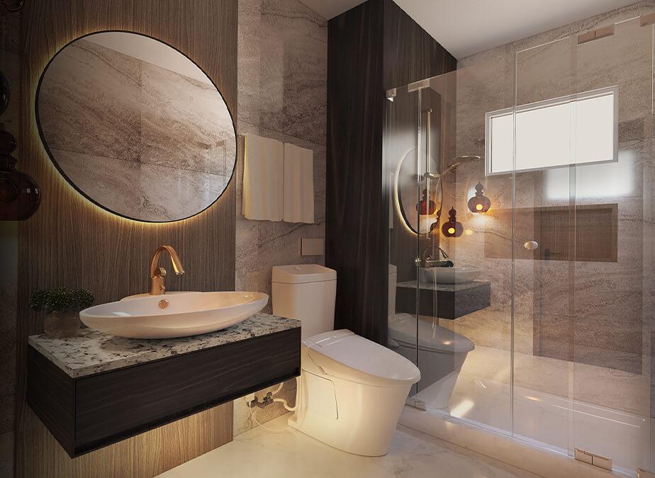 2BRend- Bathroom