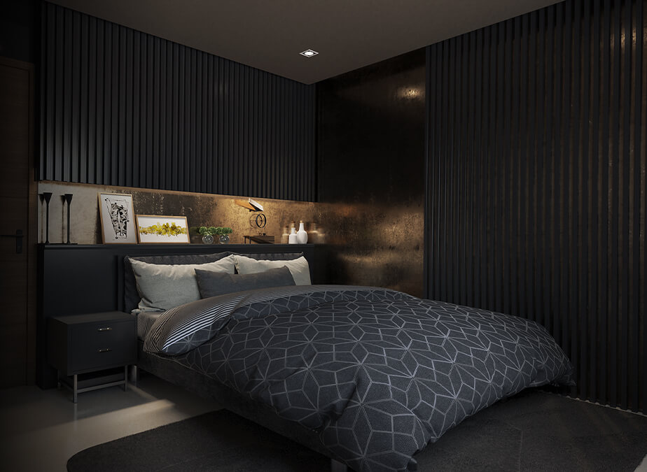 2BRend- Bedroom