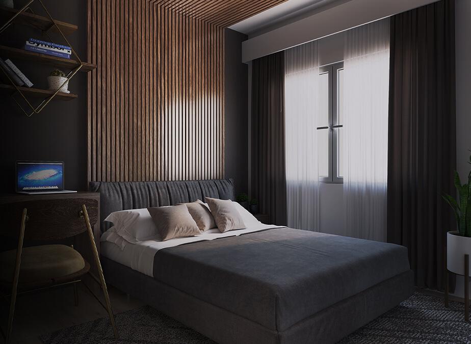 2BR- Bedroom 1
