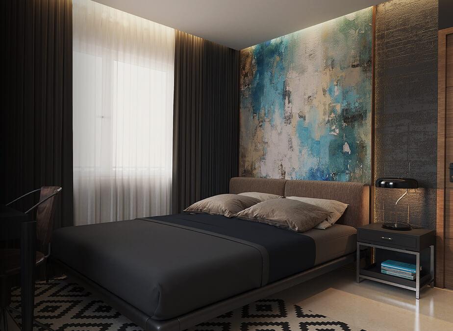 2BRend- Bedroom 2