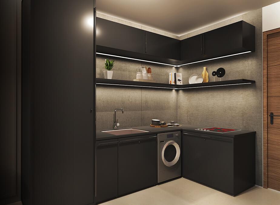 2BRend- Kitchen