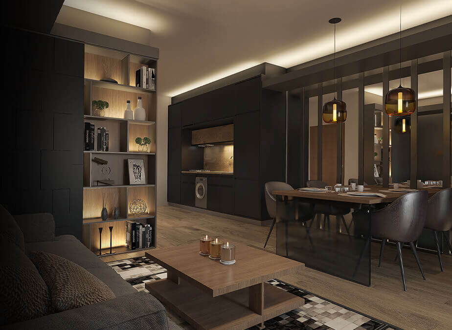 Gold Residences Offers Affordable Luxury