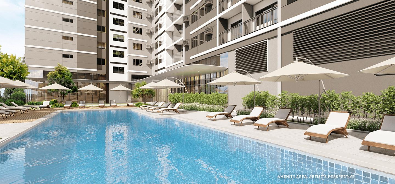 Pool 2 - Gold Residences