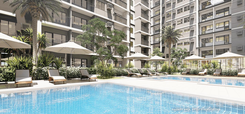 Pool 3 - Gold Residences