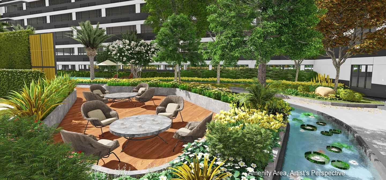 Lounge 1 - Gold Residences