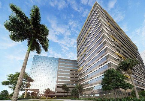 Luxurious Facade - Gold Residences